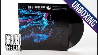 THE ALLIGATOR WINE   The Flying Carousel (Unboxing)
