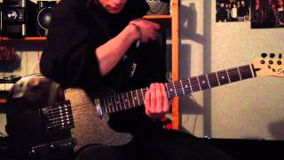 Architects UK - BTN (Guitar Cover)