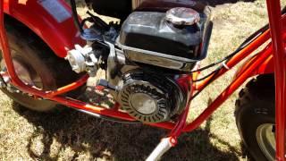 Coleman CT200U trail minibike