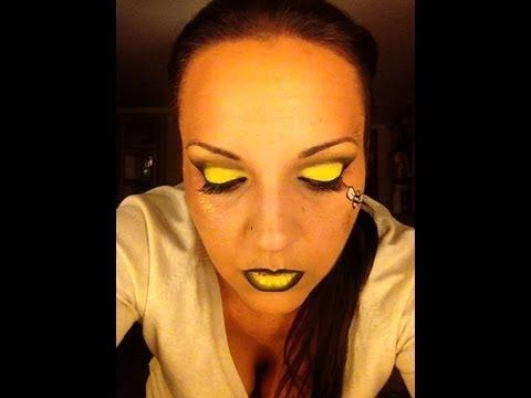 Maquillaje para Carnaval - Abeja Reina