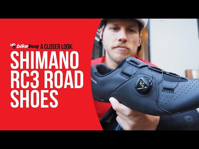 Видео Велотуфли Shimano SH-RC300ML черные