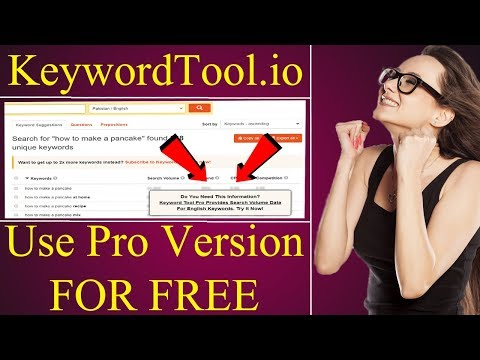 How Keyword Tool Pro Will Help You With Your Search Engine Rankings