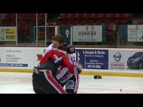 Adam Leblanc-Bourque vs. Mario Boilard