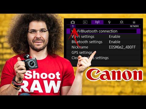 External Review Video GDniXQvHQus for Canon EOS M6 Mark II APS-C Mirrorless Camera