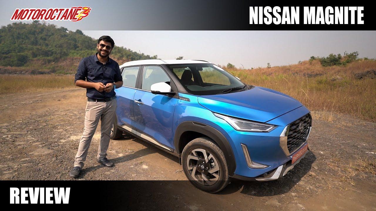 Motoroctane Youtube Video - Nissan Magnite Asli Test | Hindi | MotorOctane