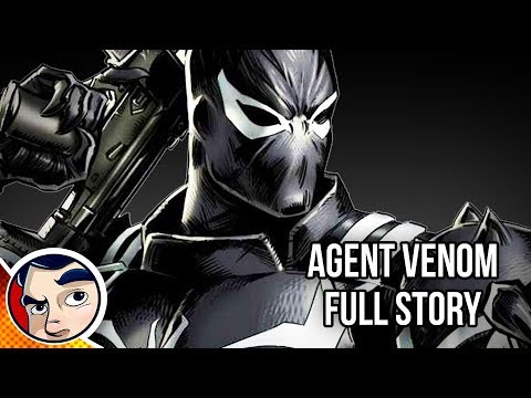 "Agent Venom ""Secret Agent to Space Knight Ending"" – Full Story"