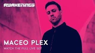 Maceo Plex - Live @ Awakenings New Years Specials 2018