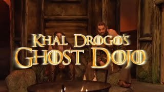 Karl Drogo's Ghost Dojo | Game of Thrones Snl Jason Momoa