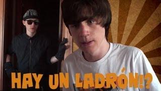 HAY UN LADRÓN (Vídeo Interactivo)
