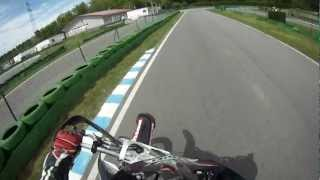 preview picture of video 'Supermoto Training Walldorf 29.04.2012'