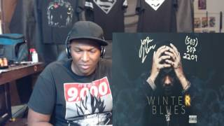 Joyner Lucas   Winter Blues (508) 507 2209 (Audio Only) Reaction