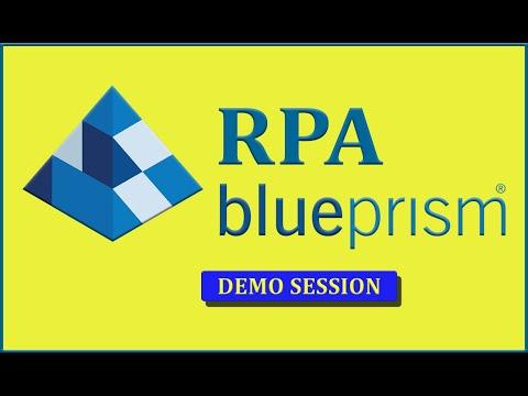 Blue Prism Tutorial for Beginners|Blue Prism Training|Blue Prism ...