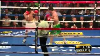 Erik Morales vs Danny Garcia Highlights