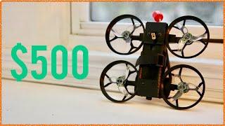 Beagle Nova - Best Prebuilt FPV Cinematic Drone!!