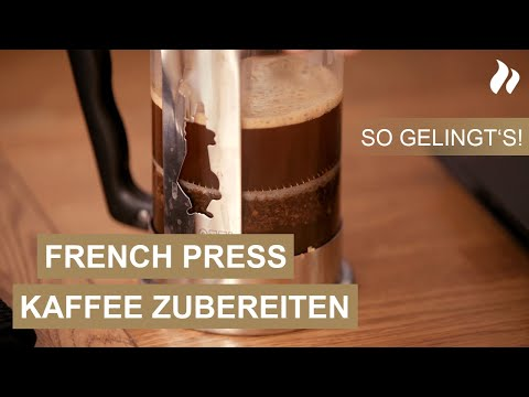 French Press Kaffee - Zubereitung und Tipps von Kaffee-Experten  | roastmarket