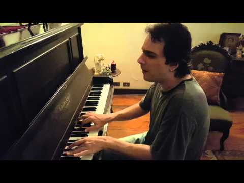 Phil Collins - Doesn't Anybody Stay Together Anymore (piano)