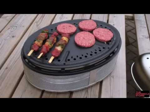 Barbacoa Portátil Cobb Grill Supreme ideal para barcos, camping