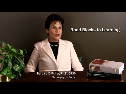 Road Blocks to Learning