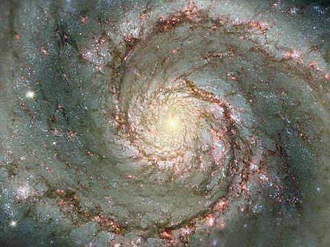 Модель нашей Вселенной - Впечатляет!