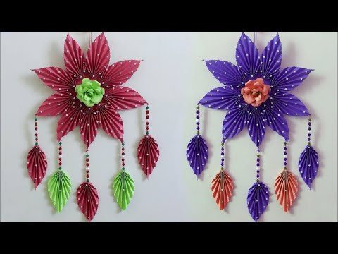 Fantastic Room Decoration Idea || Wall Hanging Craft at Home || DIY Room Decor 2018 | Handmade craft
