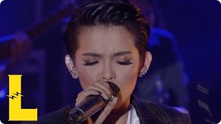 "KZ covers UDD's ""Tadhana"" on MYX Live!"