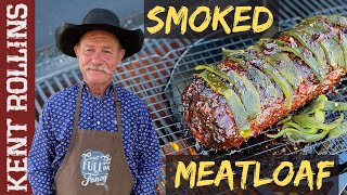 Smoked Meatloaf | Best Meatloaf Recipe On The Grill Or Smoker