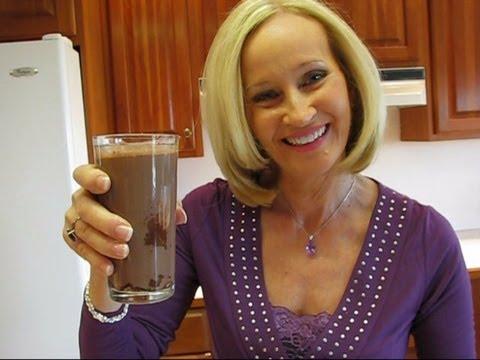 Σπιτικό σοκολατούχο γάλα