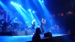 Fitz and the Tantrums - Walking Target (Houston 12.15.16) HD