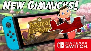 What will be new in Animal Crossing Switch?