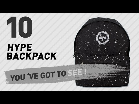 Hype Backpack Great Collection, Just For You! // UK Best Sellers 2017