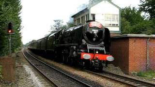 preview picture of video 'The Cumbrian Mountain Express 24th July 2010'