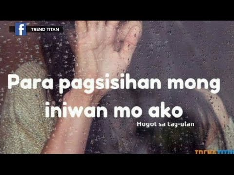[UNTV]  Mga pinoy, kanya-kanyang hugot sa sama ng panahon