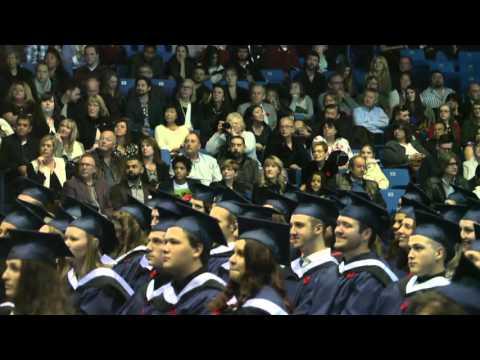Mount Royal University Convocation 2015: Valedictorian Mario Jean