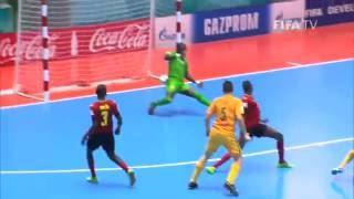 Match 8: Mozambique v Australia - FIFA Futsal World Cup 2016