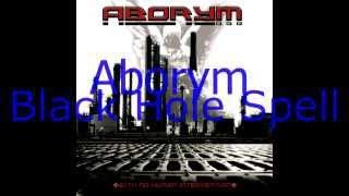 Aborym - Black Hole Spell (Lyrics)