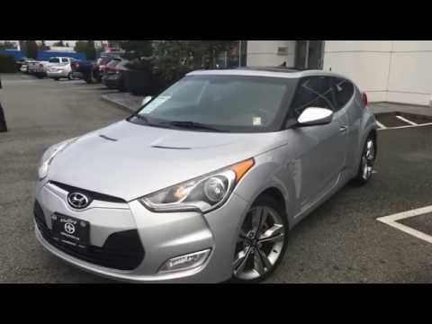(SOLD) 2012 Hyundai Veloster Preview, For Sale At Valley Toyota Scion In Chilliwack B.C. # 15113A