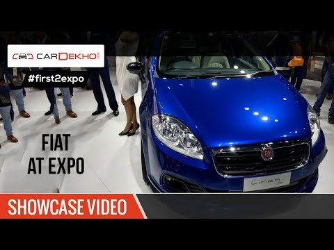 #first2expo | Fiat at Auto Expo | Showcase Video | CarDekho@AutoExpo