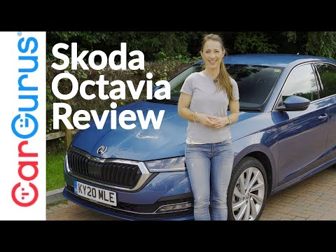 2020 Skoda Octavia Review: Here's why it's the best car Skoda builds | CarGurus UK