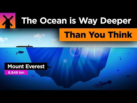 Oceán je hlubší, než si myslíte