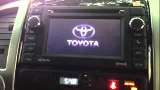 2013 Toyota Tacoma Head Unit Reboot