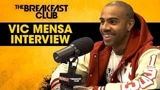 The Breakfast Club - Vic Mensa Talks New Album 'Hooligans', Practicing Empathy, XXXtentacion + More