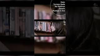 Khwab || Akhil ||song whats app status with lyrics-kasak rajput