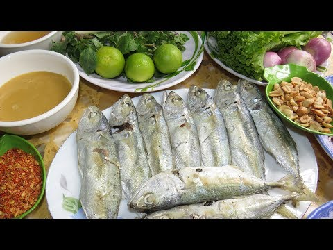 Yummy Seafood Recipe, Khmer Food Cooking At Home – Quick And Easy Style