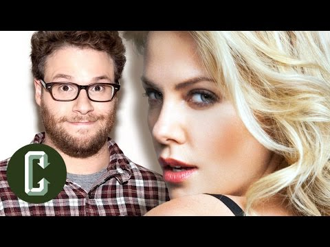 Charlize Theron Teaming With Seth Rogen on New Comedy  - Collider News