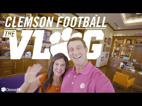 Clemson Football || The Vlog (Ep 7)