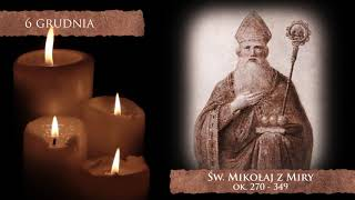 Skarby Kościoła 6 grudnia | Św. Mikołaj