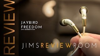 Jaybird Freedom - SMALLEST Sport Earphones! - REVIEW