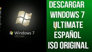 descargar iso windows 7 ultimate 32 bits español mega