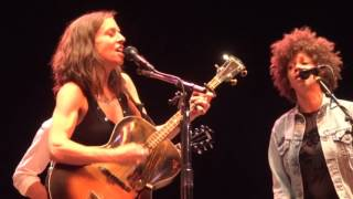 Ani DiFranco - Which Side Are You On (Los Angeles, CA 10/4/16)