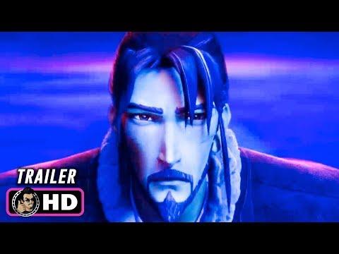 JIANG ZIYA Trailer (2020)